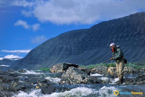 La pêche dans les petites îles